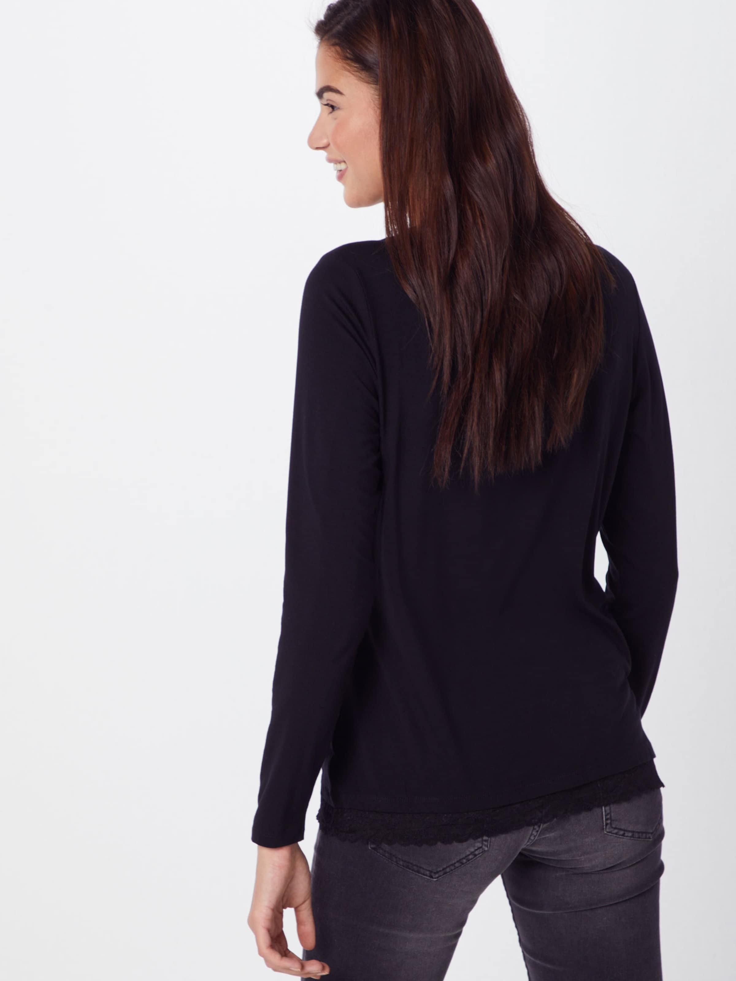 S Shirt In Label Schwarz Red oliver 9I2EYHWD