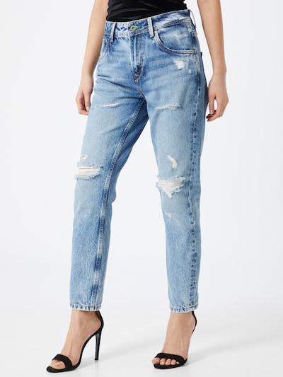 Pepe Jeans Jeans 'VIOLET' in blau, Modelansicht