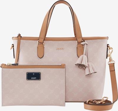 JOOP! Handtasche 'Cortina Ketty' in bronze / hellgrau / rosa, Produktansicht