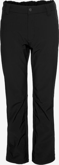 ICEPEAK Softshellhose 'SAL JR' in schwarz, Produktansicht