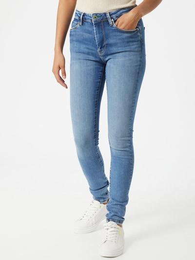 Pepe Jeans Jeans 'Regent' in blue denim: Frontalansicht