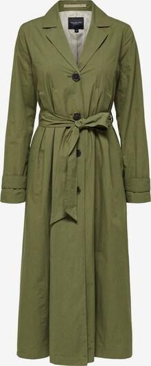 SELECTED FEMME Mantel in grau, Produktansicht