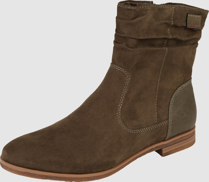 Haltbare Stiefelette Mode billige Schuhe s.Oliver RED LABEL | Stiefelette Haltbare Schuhe Gut getragene Schuhe 147c31