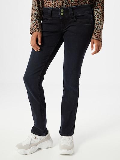 Pepe Jeans Traperice 'Venus' u crna, Prikaz modela