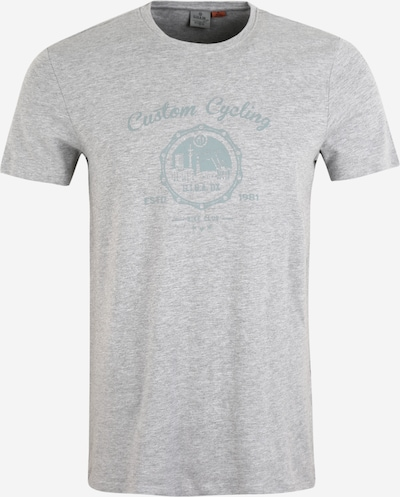 G.I.G.A. DX by killtec Ikdienas krekls 'Chivato' pieejami pelēks / melns, Preces skats