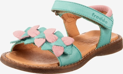 myToys-COLLECTION Sandale in mint / pink, Produktansicht