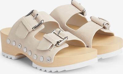 Calvin Klein Clog in beige, Produktansicht