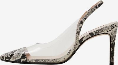 MANGO Schuh 'Honor1' in beige / grau, Produktansicht