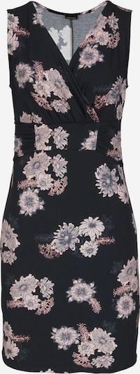 LASCANA Plážové šaty - starorůžová / černá, Produkt