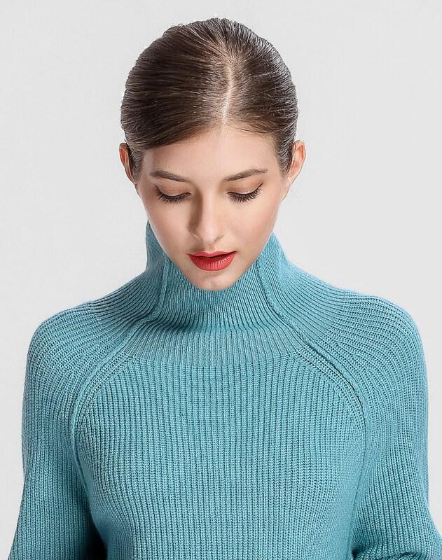 APART Pullover mit Öffnungen für die Daumen