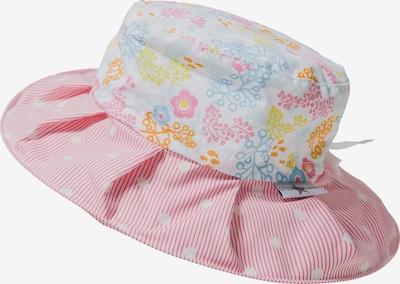 STERNTALER Sonnenhut in mischfarben / rosa / weiß, Produktansicht