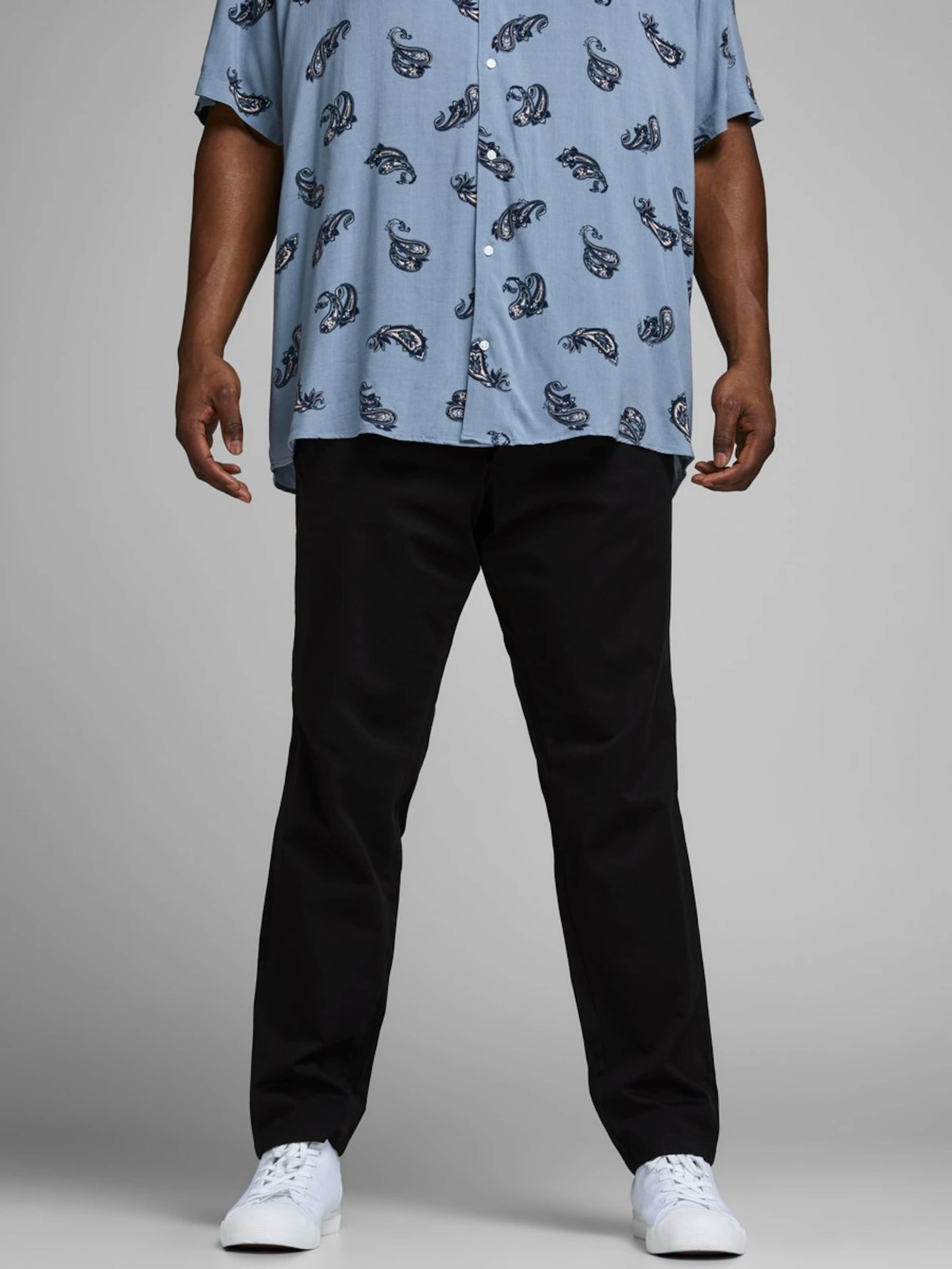 Noir Pantalon Chino En Jackamp; Jones ZXkiPu