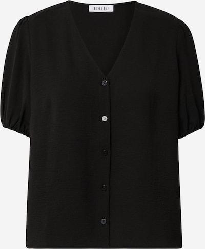 EDITED Blouse 'Linett' in de kleur Zwart, Productweergave