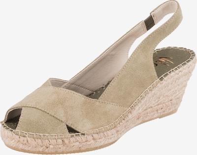 Vidorreta Sandalette 'Clavel' in pastellgrün, Produktansicht