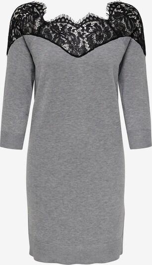 Megzta suknelė iš ONLY , spalva - pilka, Prekių apžvalga