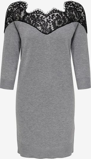 ONLY Pletena obleka | siva barva, Prikaz izdelka