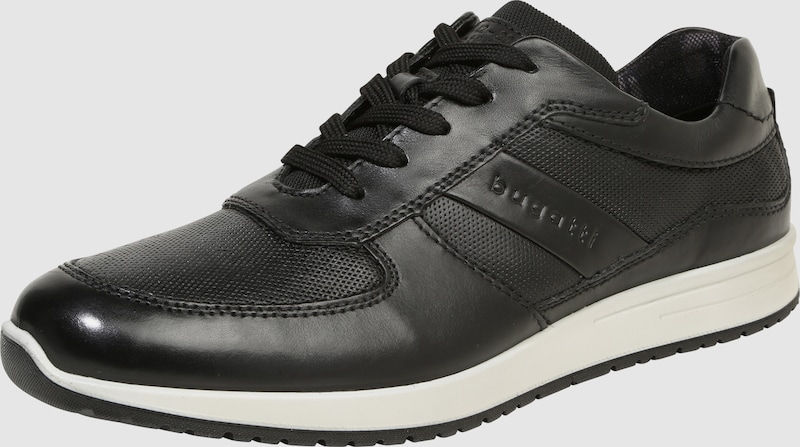 bugatti Sneaker aus Leder Verschleißfeste billige Schuhe