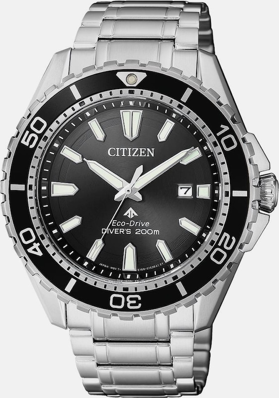 CITIZEN Solaruhr 'BN0190-82E'