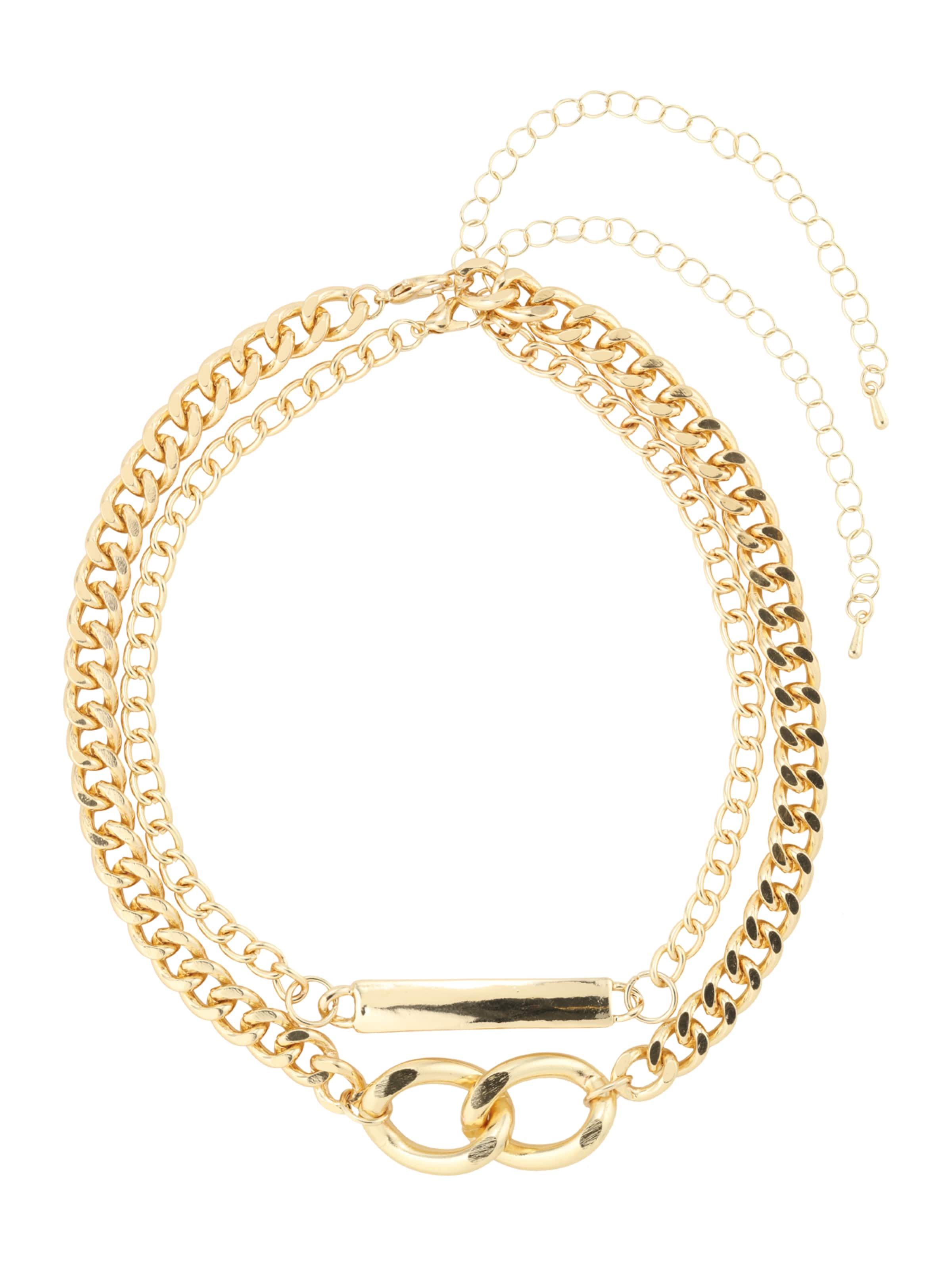 Choker About Kette You In 'jolien' Gold SUGzLqMVp