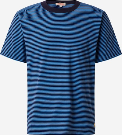 Armor Lux Shirt  'MC Rayé Héritage' in blau / dunkelblau, Produktansicht