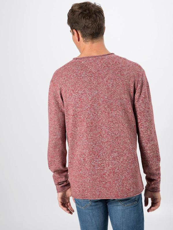 Tommy Twisted Pull over Sweater' 'tjm En Jeans Rouge 1JlFKc