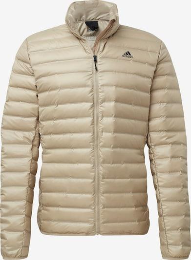 ADIDAS PERFORMANCE Jacke in beige, Produktansicht