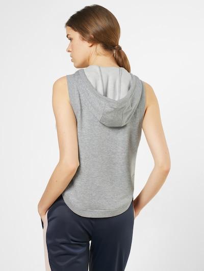 Urban Classics Sweatshirt in graumeliert: Rückansicht