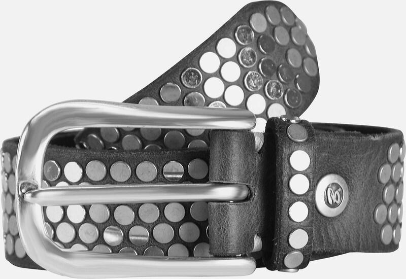 b.belt Handmade in Germany Nietengürtel Leder