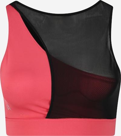 Calvin Klein Performance Sport-BH in rot / schwarz, Produktansicht