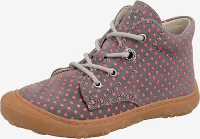 Pepino Halbschuhe in grau / pink, Produktansicht
