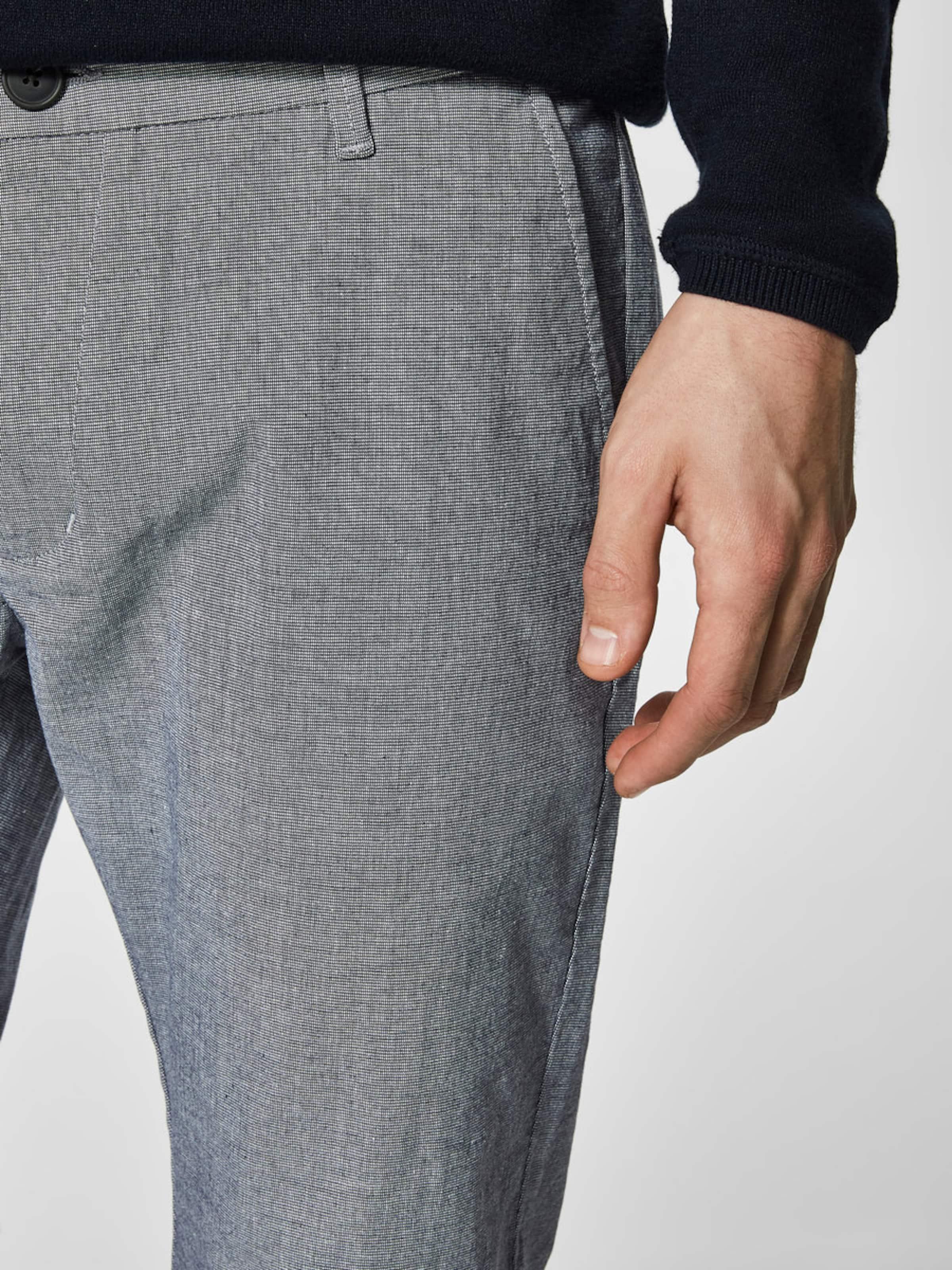 SELECTED HOMME Hose Slim Fit 100% Original Zum Verkauf fZ5gR