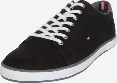 TOMMY HILFIGER Zapatillas deportivas bajas 'H2285ARLOW 1D' en negro / blanco, Vista del producto