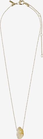Pilgrim Schmuck 'Necklace Solar Plexus Chakra' in Gold