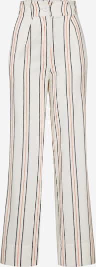 EDITED Kalhoty 'Lilo' - krémová / červená / černá, Produkt