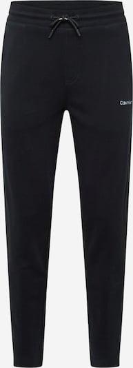 Calvin Klein Broek in de kleur Zwart / Wit, Productweergave