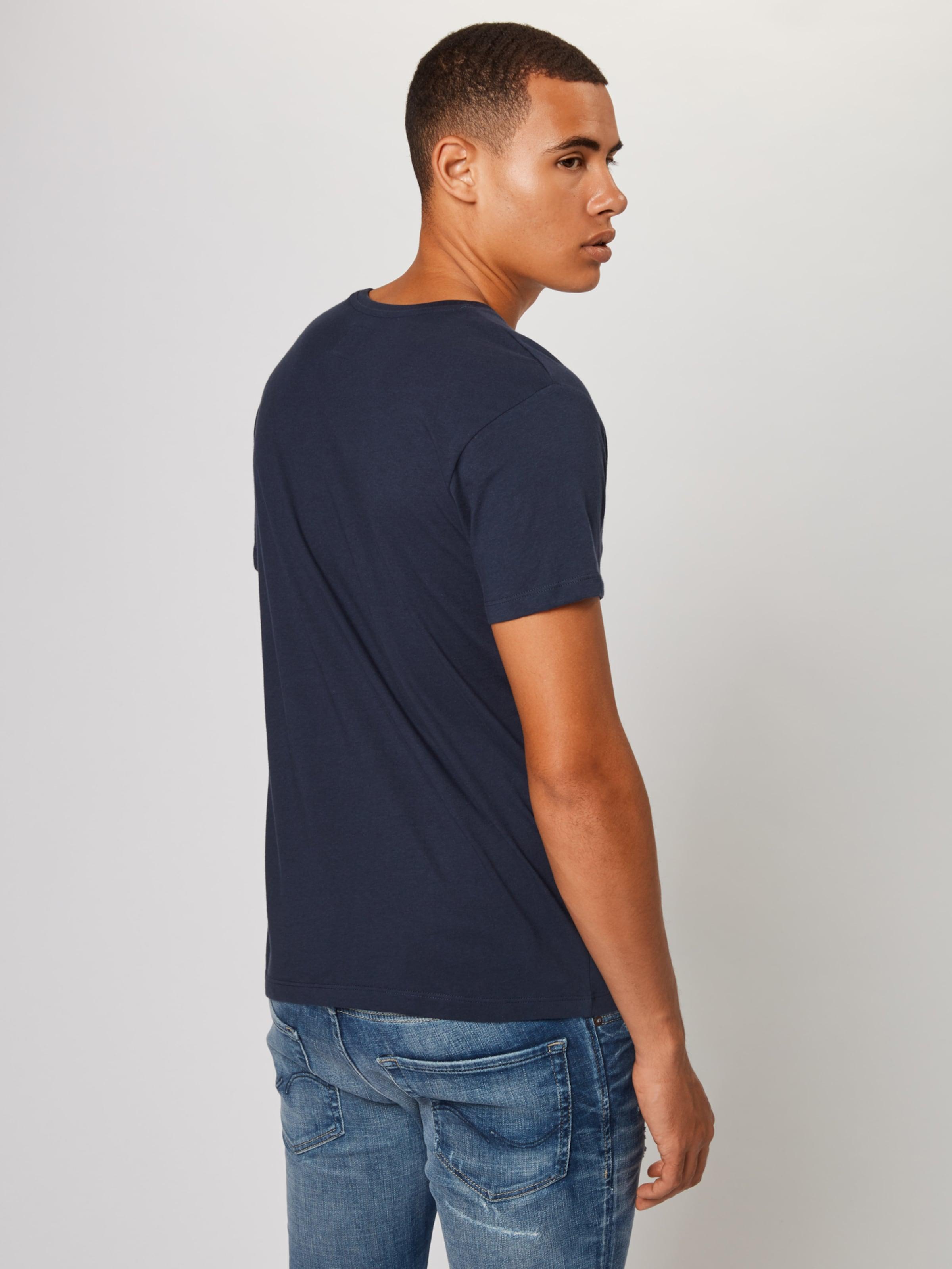 Shirt In Edc By Esprit 'photoprint' NavyMischfarben bf6Y7vIyg