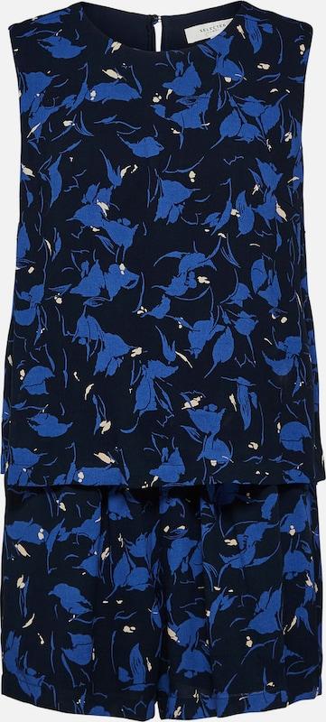 SELECTED FEMME Playsuit in in in blau   ultramarinblau  Bequem und günstig 5c9838