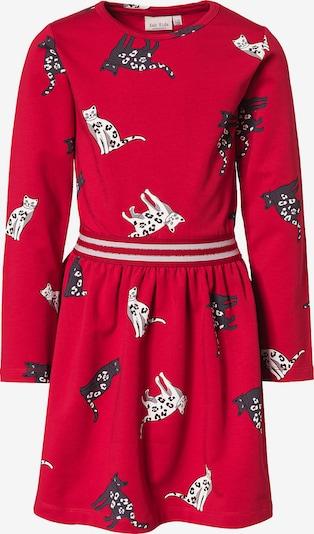 myToys-COLLECTION Kleid in rot / schwarz / weiß, Produktansicht