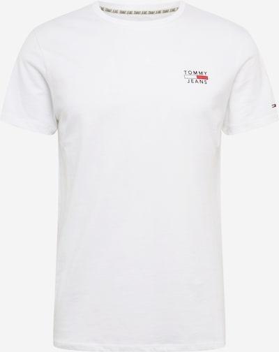 Tommy Jeans T-Krekls pieejami balts, Preces skats