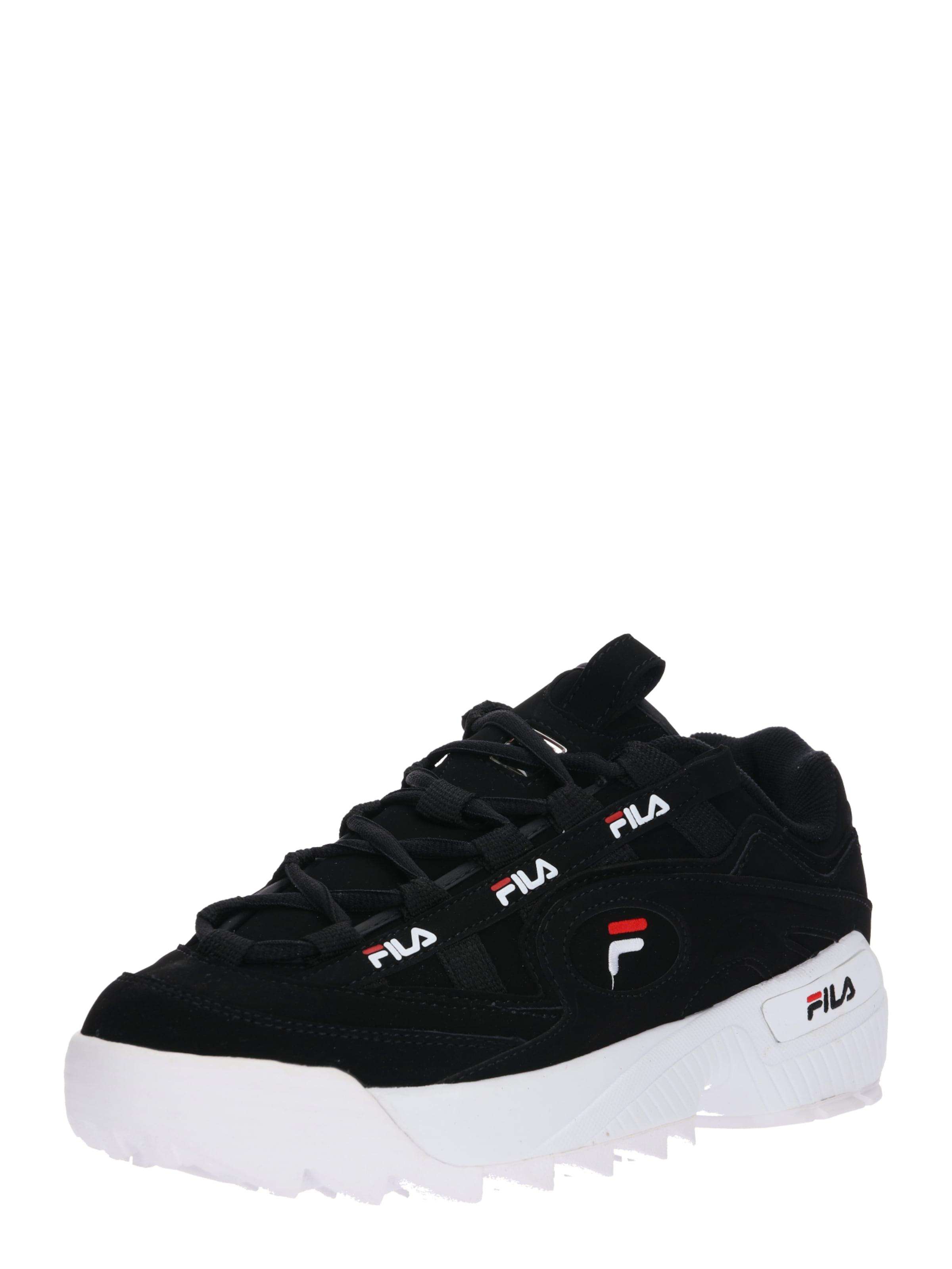 'd Fila Men' SchwarzWeiß Sneaker Formation In FJcKul13T
