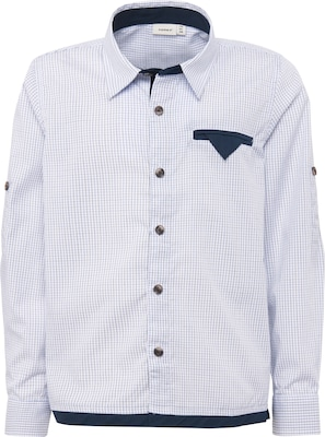 NAME IT Hemd 'NITIFINN LS SHIRT M NMT'