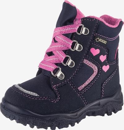 SUPERFIT Laarzen 'HUSKY1' in de kleur Blauw / Pink, Productweergave