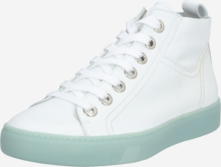 Paul Green Sneaker in mint / weiß, Produktansicht