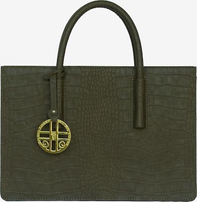 Silvio Tossi Handtasche in khaki, Produktansicht