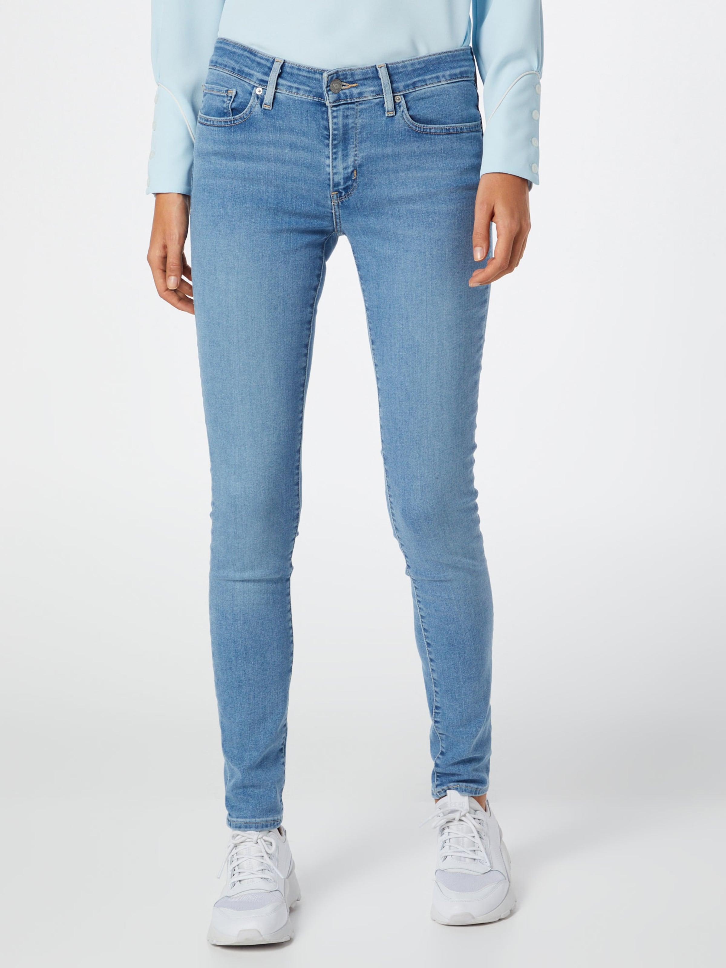 Levi's Denim Bleu Jean '711' En SpzMUV