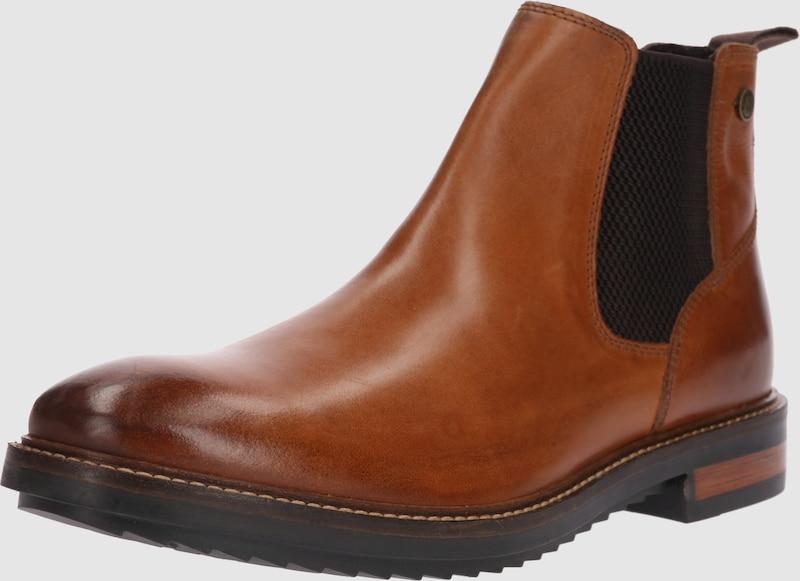 base London Stiefeletten KINGSLEY Verschleißfeste billige Schuhe