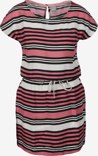 BENCH Zomerjurk in de kleur Pink / Zwart / Wit, Productweergave