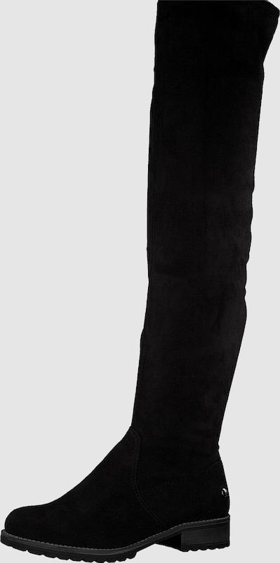 S.Oliver rot LABEL Overknees Overknees Overknees Textil Billige Herren- und Damenschuhe 80f2c7