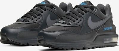 Sneaker 'Air Max Wright Gs' Nike Sportswear di colore blu cielo / grigio scuro / nero, Visualizzazione prodotti
