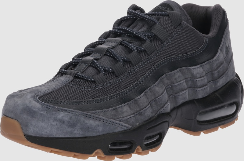 Nike Nike Nike Sportswear Turnschuhe 'AIR MAX 95 SE Leder, Textil Lässig wild 4411ff